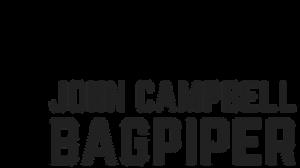 John campbell bagpiper