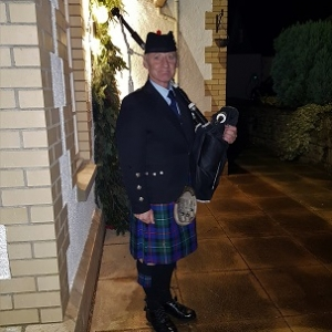 Scottish Themed Party