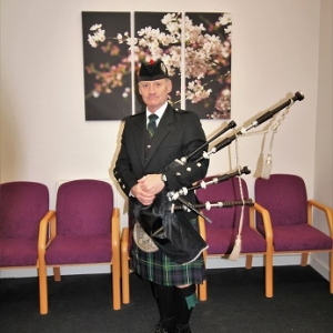 Llwydcoed Funeral Bagpiping