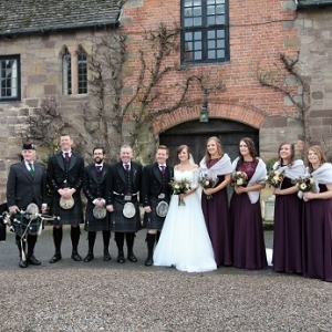 Wedding Bagpipes Hereford