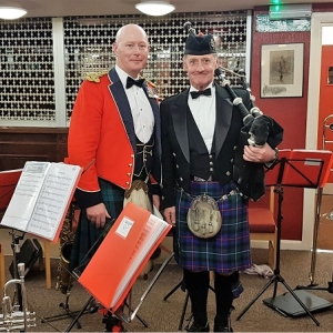 Army, Dining-In, Burns-Supper