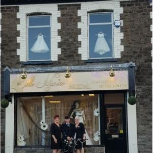 Bridal, Shop-Opening, Porth,