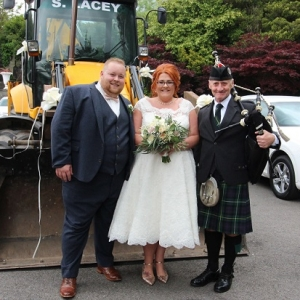 Maes-Manor-Hotel, Wedding, Bagpipes,