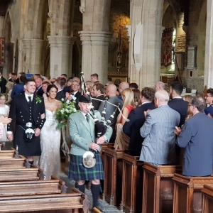 Wedding, Bagpipes, Frome-Somerset,