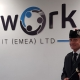 Corporate-Bagpipes, NetworkEMEA-Virtual-Xmas-Party,