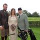 Wedding, Bagpipes, Myddfai-Llandovery,