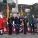 Hay-on-Wye, Remembrance, Bagpiping,