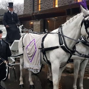 Morriston-Crematorium-Swansea, Funeral, Bagpipes,