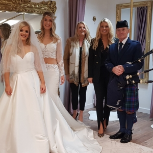 High-Society-Bridal-Boutique, Opening, Llantwit-Major,