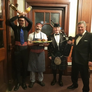 Cardiff-County-Club, Burns-Supper,