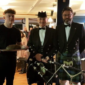 Barry-Yacht-Club, Burns-Supper,