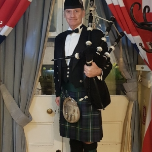 United-Services-Mess, Cardiff, Burns-Supper,