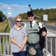 Severn-Bridge-10K, Time-Trial, with-Bagpipes.