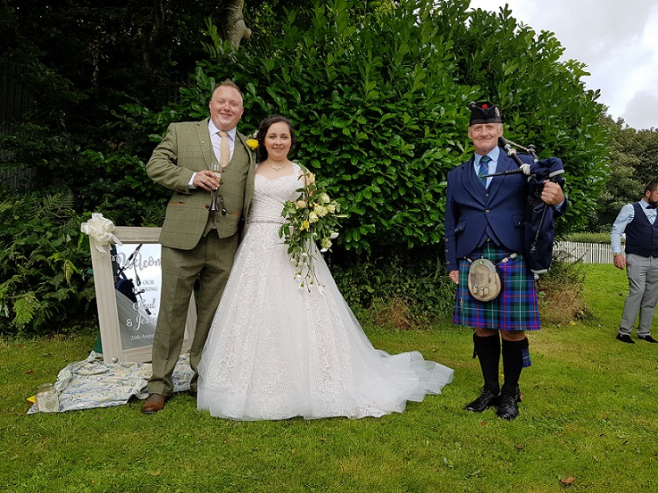 10th-Anniversary, Wedding-Vows-Renewal-Blessing, Llysyfran-Pembs,