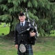 Funeral-Bagpipes, Western-Cemetery,