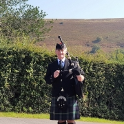 Funeral-Ashes-Interment, Cwm-Cemetery,