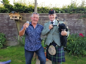 60th-Birthday-Bagpipes Portishead
