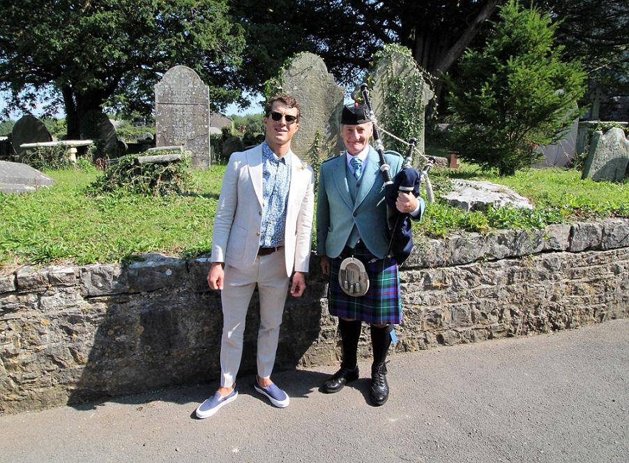 Wedding-Bagpipes-Ewenny-Priory-Church-Bridgend,