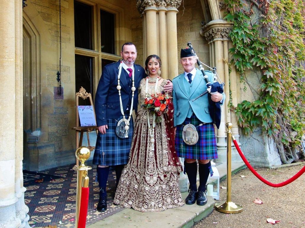 Bagpipes-Wedding-Cheltenham-Lee-Rita,